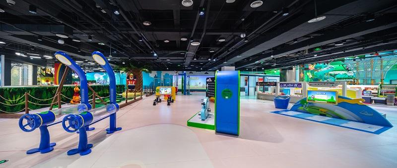 全新科普趣悟品牌Kidzplorer智乐空间表态重庆光环购物公园缩略图