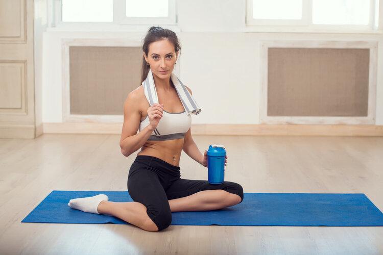 瑜伽能减肥吗?除这5个动作,其他的很难