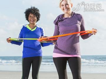 呼啦圈减肥的准确做法 你做对了吗?