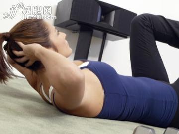 仰卧起坐瘦腰的6个误区 你必然要知道缩略图