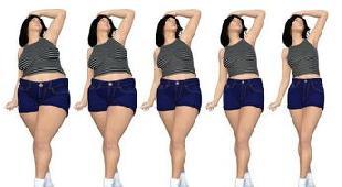 活动减肥法,懒人活动减肥法缩略图