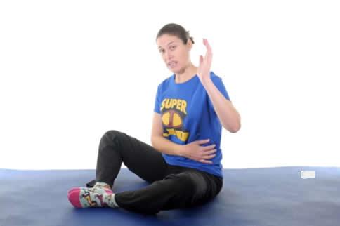 腰部瘦身活动图解 腰部若何减脂缩略图