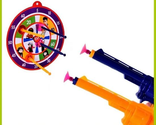 30款弹射玩具枪比力实验:仅10款样品经由过程平安性测试