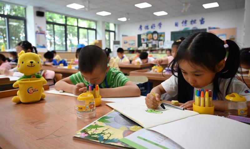 能玩又能学,上海市500余个爱心暑托班开班啦!插图3