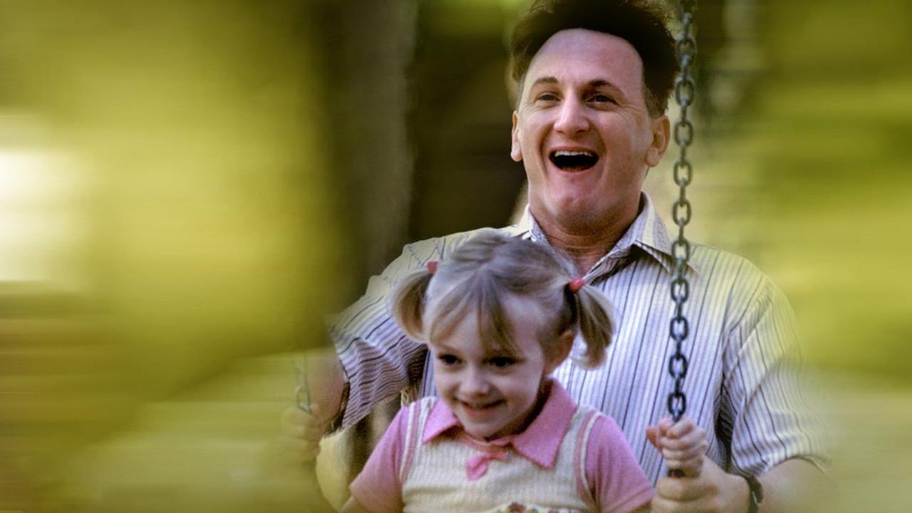 固然他没有他人的爸爸伶俐,可是他懂爱。《我是山姆》