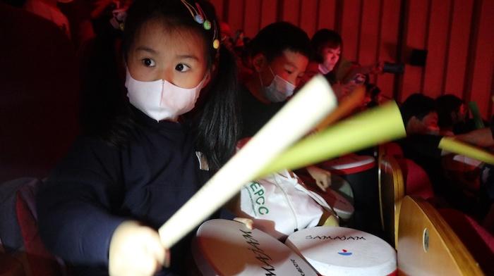 非遗文化、跳蚤市场、音乐剧,今天孩子们的欢愉是幼儿园给的插图6