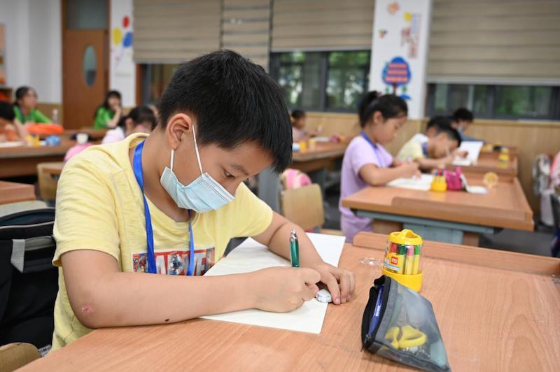 能玩又能学,上海市500余个爱心暑托班开班啦!插图4