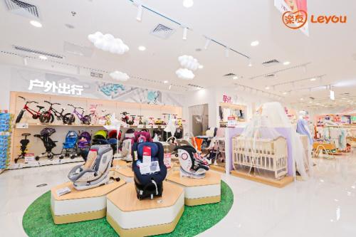 乐友首家G7旗舰店落户天津,打造母婴消费新地标插图1