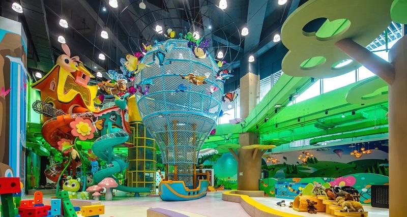 全新科普趣悟品牌Kidzplorer智乐空间表态重庆光环购物公园插图4