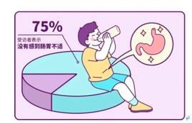 a2至初奶粉亲和肠胃  增进宝宝肠道消化插图1