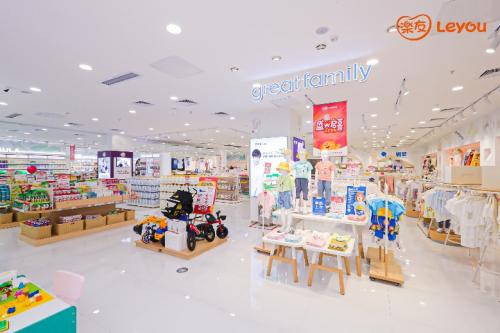 乐友首家G7旗舰店落户天津,打造母婴消费新地标插图2